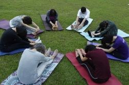 第一期瑜伽照片